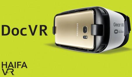 DocVR | סדנת קולנוע תיעודי במציאות מדומה